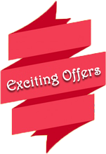 Exciting Offers
