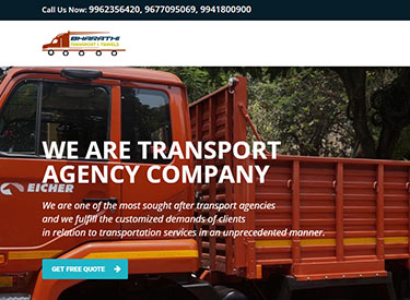 Bharathi Transports & Travels
