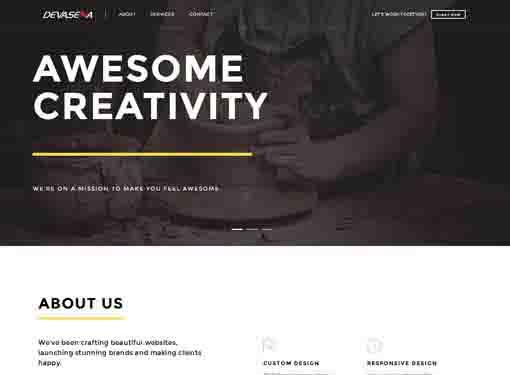 Devasena - Web Designing