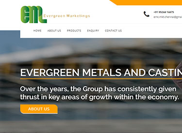 Evergreen Metal and Castings