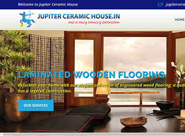 Jupiter Ceramic House